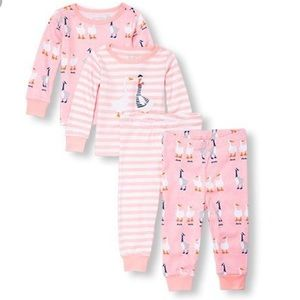 THE CHILDRENS PLACE - 2 pajama sets